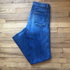 Diesel Straight Leg Button Fly Jeans 28